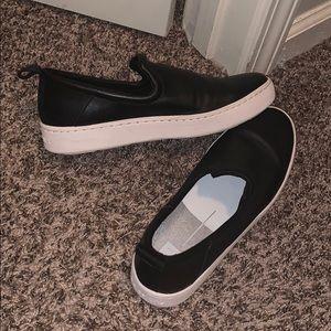 Black Dolce Vita Slip On Sneakers